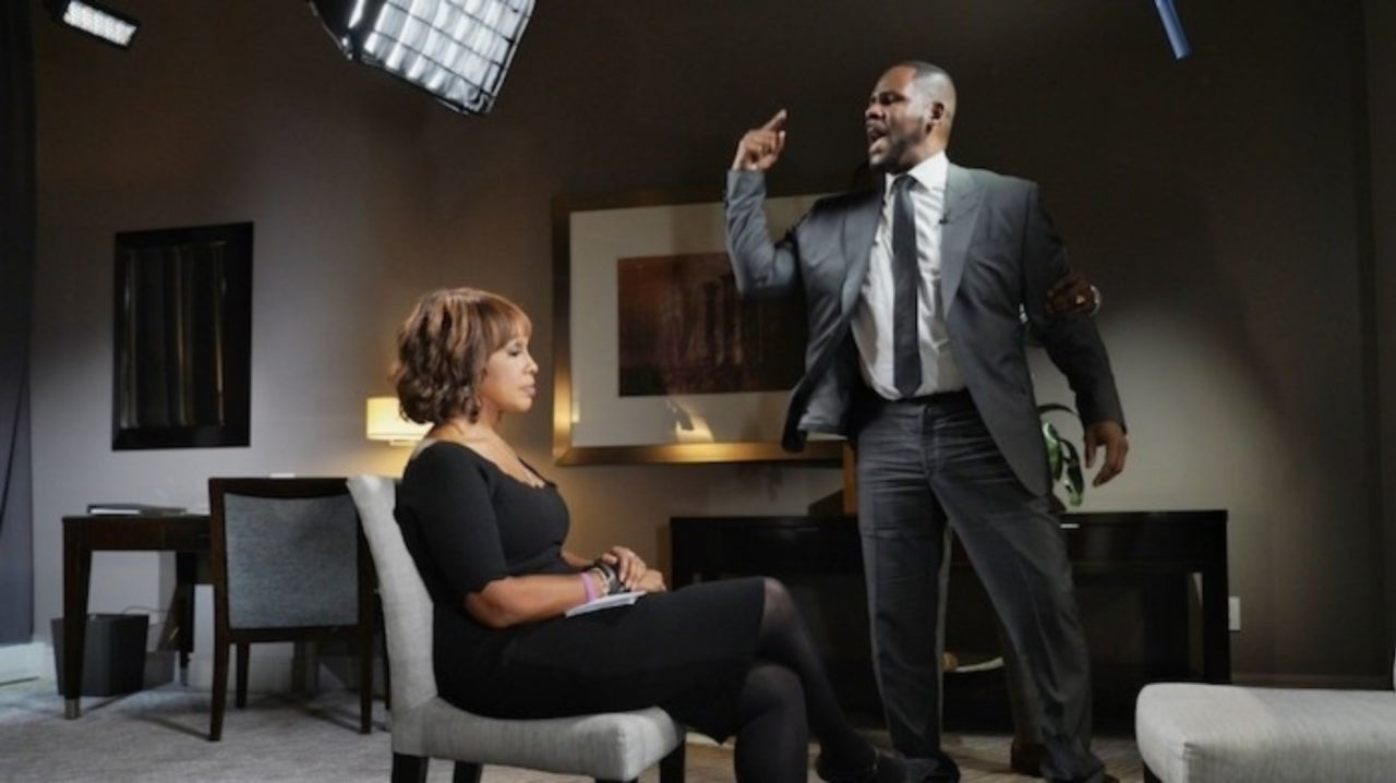 Gayle King Weighs in on Explosive R  Kelly Moment 3 Months Later