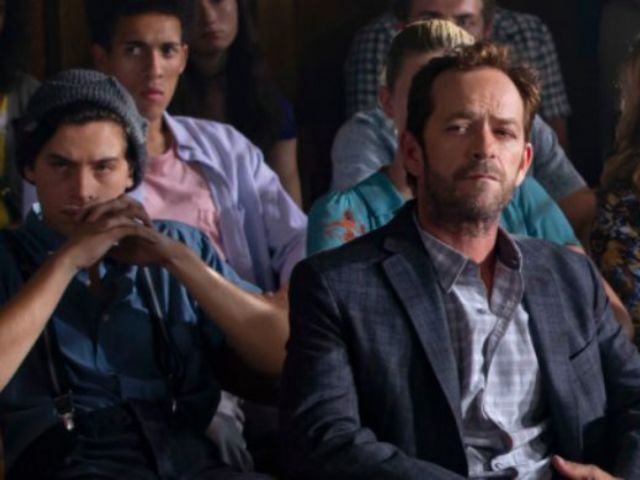 Cole Sprouse Mourns 'Riverdale' Co-Star Luke Perry: 'He Was Well-Loved'