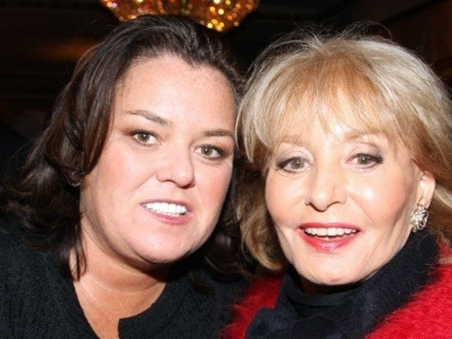 'The View' Rosie O'Donnell Confesses to Nasty Backstage Blowup With Barbara Walters