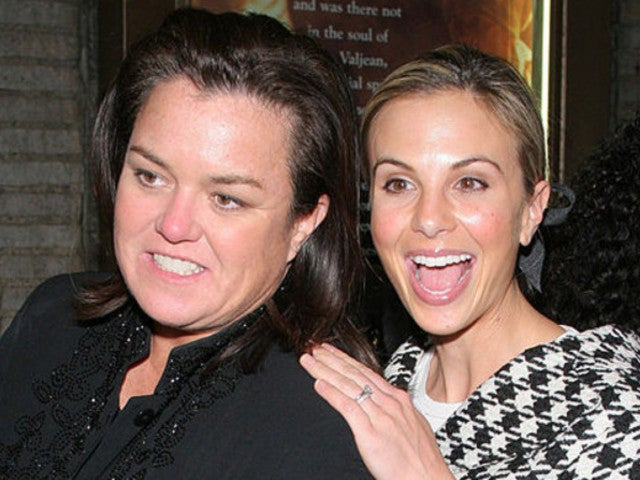 'The View' Book Gives New Insight on Rosie O'Donnell's 'Crush' on Elisabeth Hasselbeck