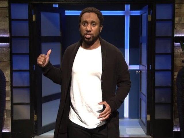 'SNL' Takes on Jussie Smollett Attack in 'Shark Tank' Parody With John Mulaney