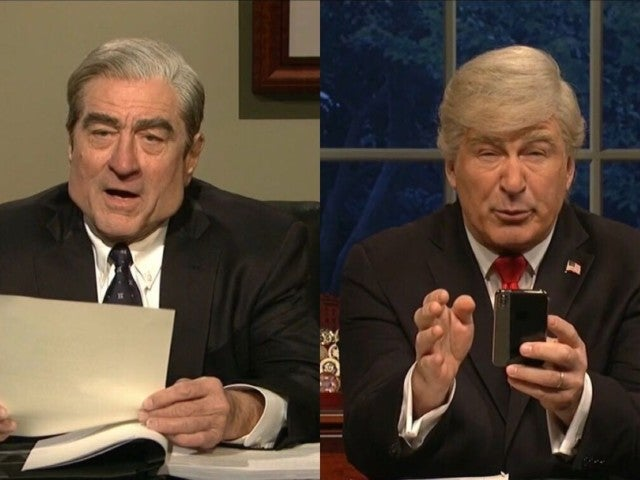 'SNL' Parodies William Barr's Mueller Report Letter With Robert De Niro Return in Cold Open