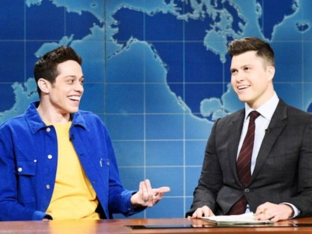 'SNL': Pete Davidson Compares R. Kelly, Michael Jackson to Catholic Church