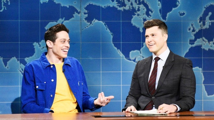 snl-pete-davidson-colin-jost-saturday-night-live-weekend-update
