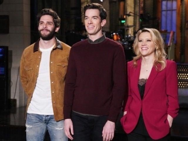 'SNL': John Mulaney and Thomas Rhett Cut up in New Promos