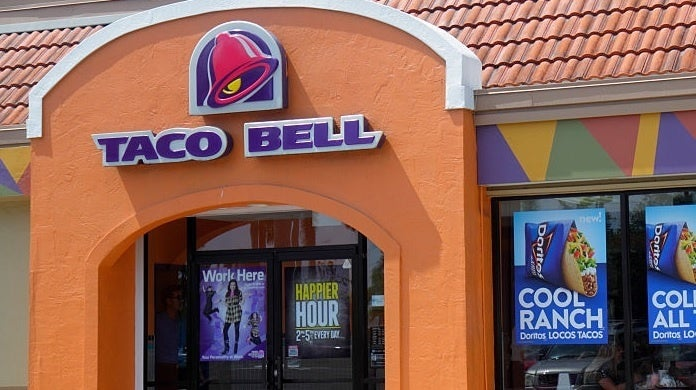 taco bell restaurant getty images