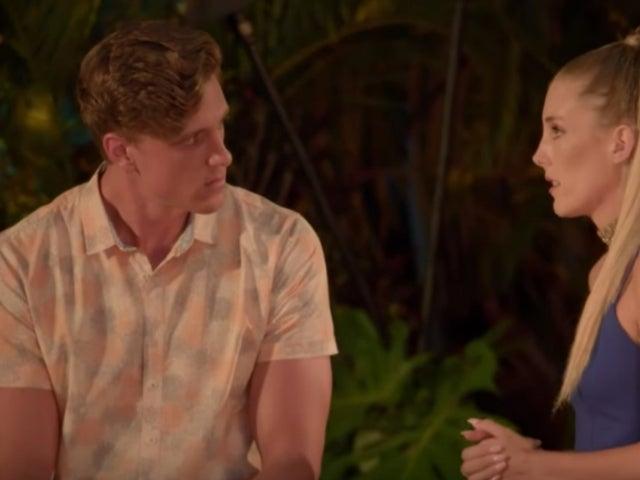 'Temptation Island': Kaci Confronts Evan After He Slept With Morgan in Explosive Sneak Peek