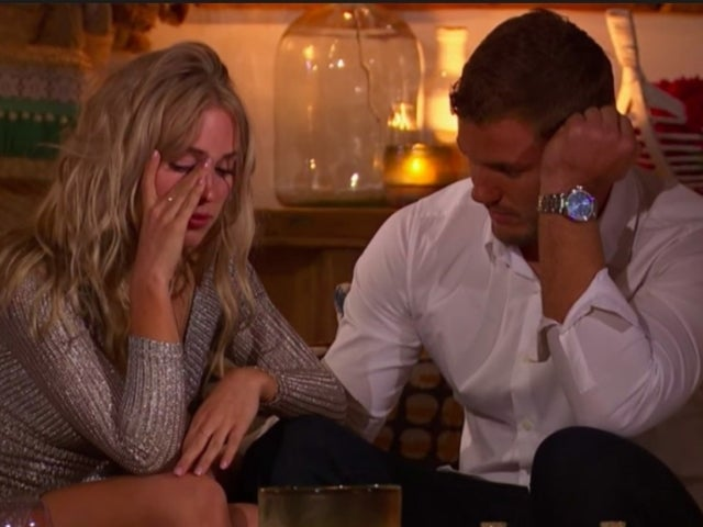 Colton Underwood Quits 'The Bachelor,' Vows to Fight for Cassie After Fence Jump