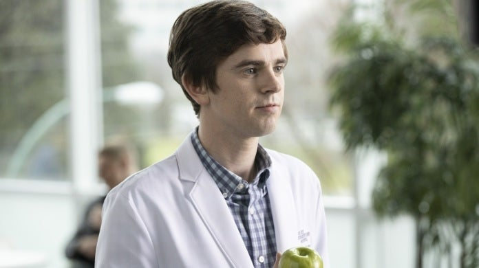 the good doctor breakdown abc