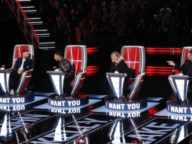 'The Voice': Kelly Clarkson and Blake Shelton Fight Over Country Artist