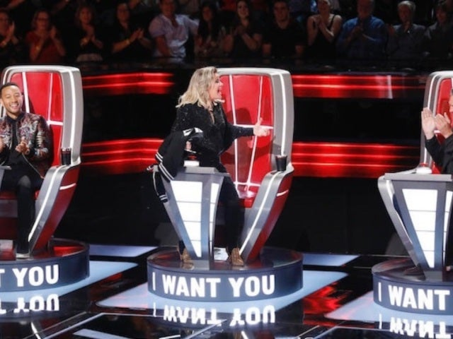 'The Voice' Fan Tweets Complaint About Gwen Stefani and Kelly Clarkson Not Changing Outfits During Taping