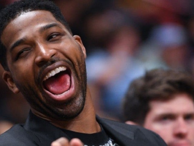 Tristan Thompson In Good Spirits Following Khloe Kardashian Breakup