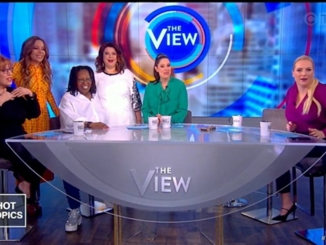 'The View': Whoopi Goldberg Returns to Lengthy Standing Ovation Following Medical Emergency