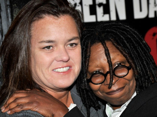 'The View': Rosie O'Donnell Admits Whoopi Goldberg Was Meaner Than 'Anyone Has Ever Been' to Her