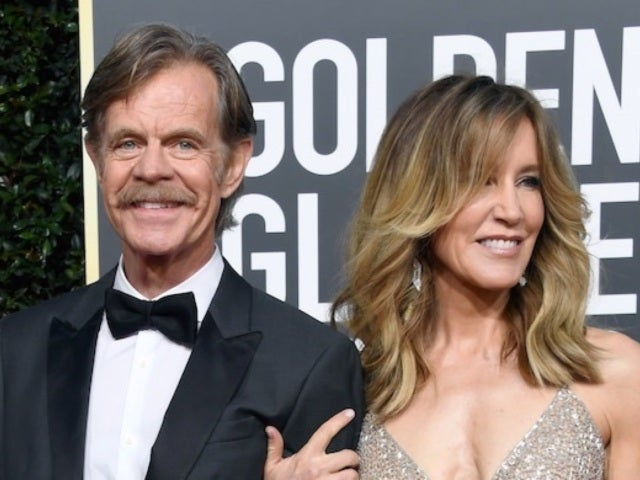 William H. Macy Spotted Holding Hands With Wife Felicity Huffman as They Attend Court Together