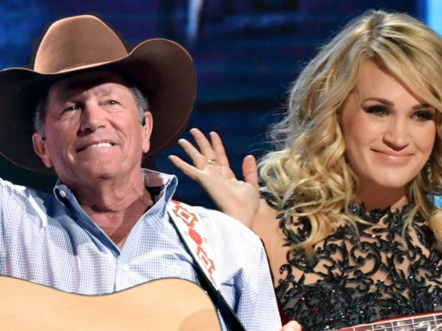ACM Awards: Where Carrie Underwood, George Strait and More Will Be Sitting