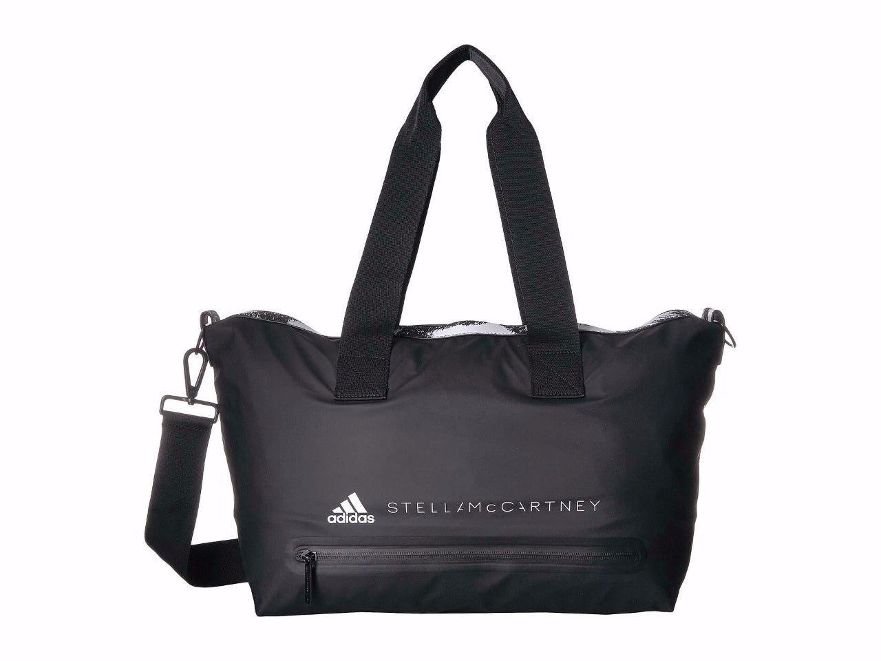 adidas-by-stella-mccartney-BlackWhite-Small-Studio-Bag-blackblackblack-Bags