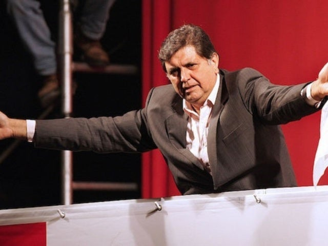 Former Peruvian President Alan Garcia Dies After Shooting Himself