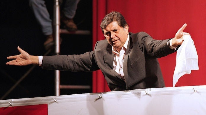 Former Peruvian President Alan Garcia Dies After Shooting ...