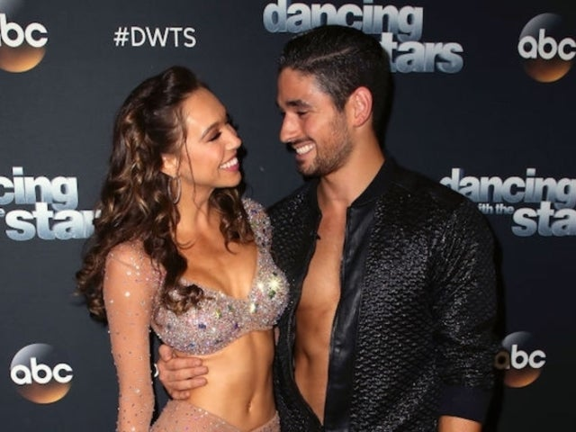 'Dancing With the Stars' Pro Alan Bersten Admits Relationship With Alexis Ren 'Didn't End up So Well'