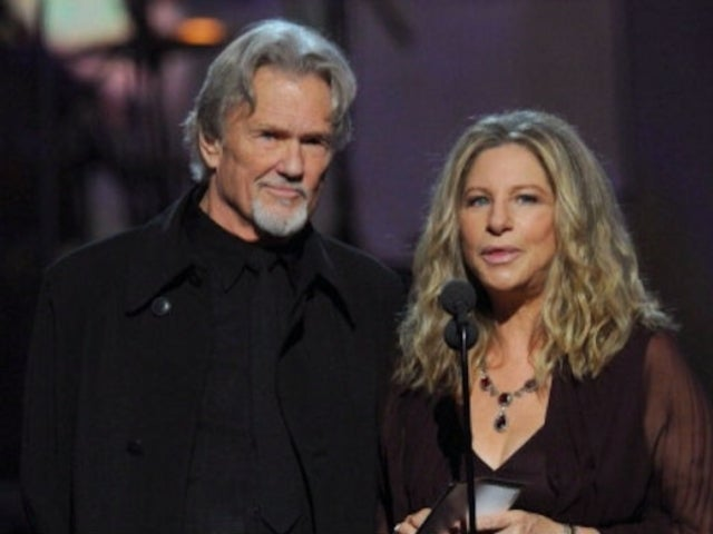 'A Star Is Born' Co-Stars Barbra Streisand and Kris Kristofferson Reunite