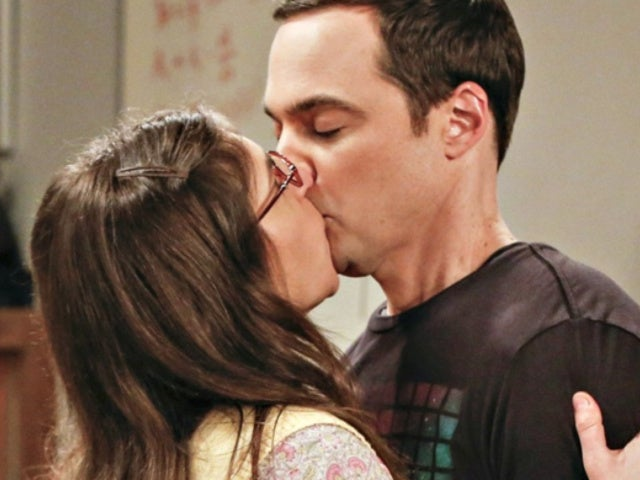 'The Big Bang Theory': Jim Parsons, Mayim Bialik Reveal Truth Behind Sheldon and Amy's First Kiss