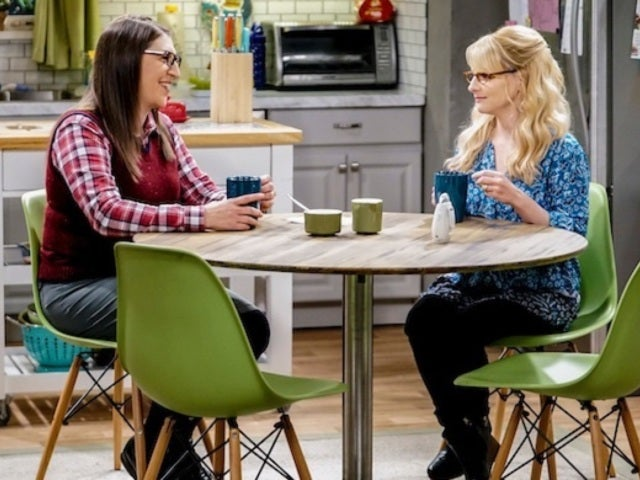 'Big Bang Theory': Mayim Bialik Reveals Tearful Tribute to Co-Star Melissa Rauch