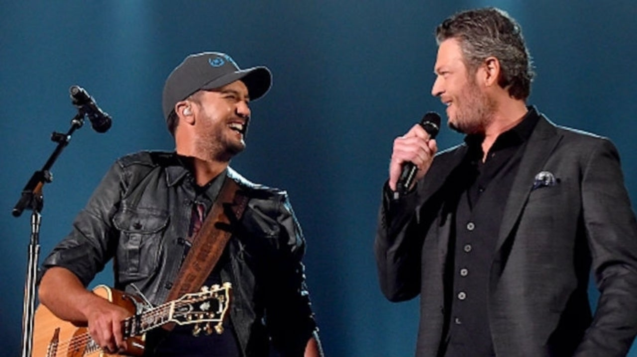 Watch Blake Shelton and Luke Bryan Drink Together, Tour 'The Voice