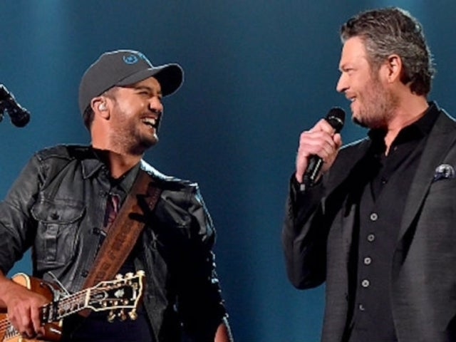 Blake Shelton Shares Throwback Photo to Wish Luke Bryan a Happy Birthday