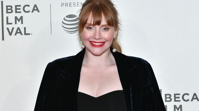 bryce dallas howard getty images