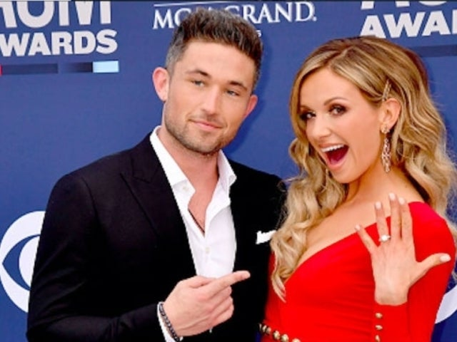 Michael Ray Recalls the Moment He Knew He Would Marry Carly Pearce