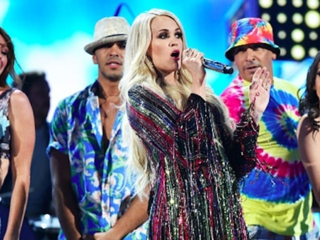 Carrie Underwood Pokes Fun at Her ACM Awards 'Southbound' Performance