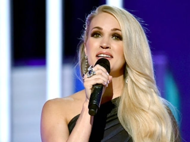 Carrie Underwood Celebrates National Dog Day With Photos of Her Sweet Pets