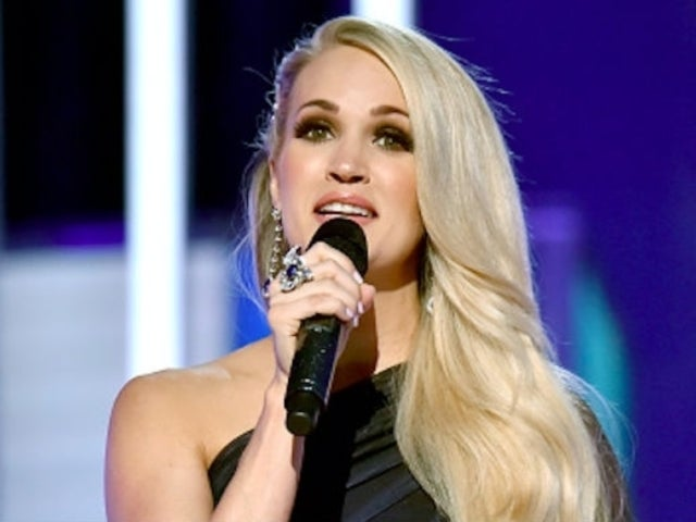 Carrie Underwood Relies on Family to Babysit During Crazy CMA Fest Schedule