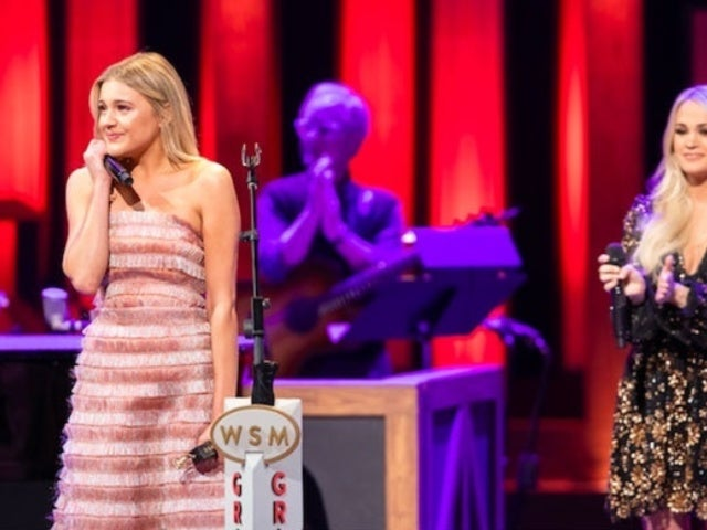 Watch Kelsea Ballerini, Carrie Underwood and Keith Urban Sing Backstage at the Opry