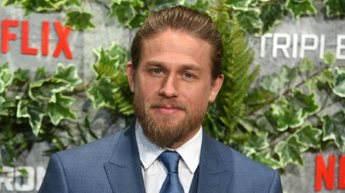 charlie hunnam Pacific Press