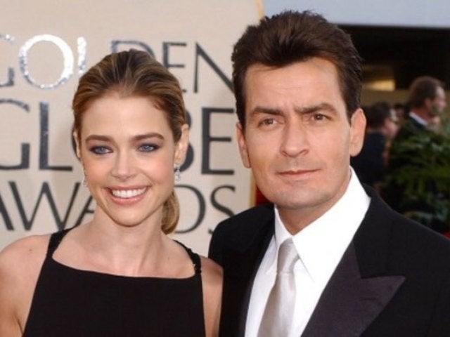 'RHOBH': Denise Richards Got Ex Charlie Sheen's Blessing Before Joining Show
