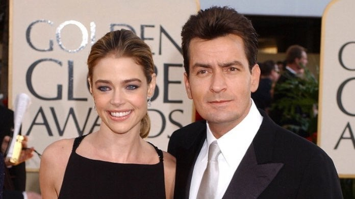 Charlie Sheen and Denise Richards-2