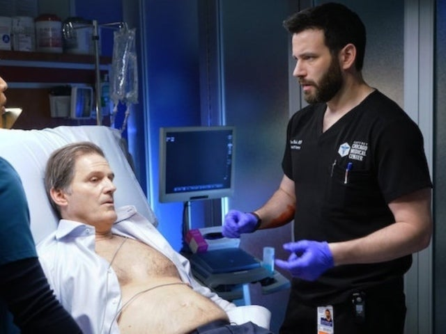 'Chicago Med': Connor's Father Suffers Serious Health Crisis