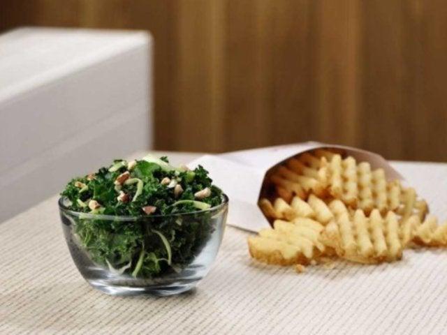Chick-fil-A Testing Vegan Kale Crunch Side Dish