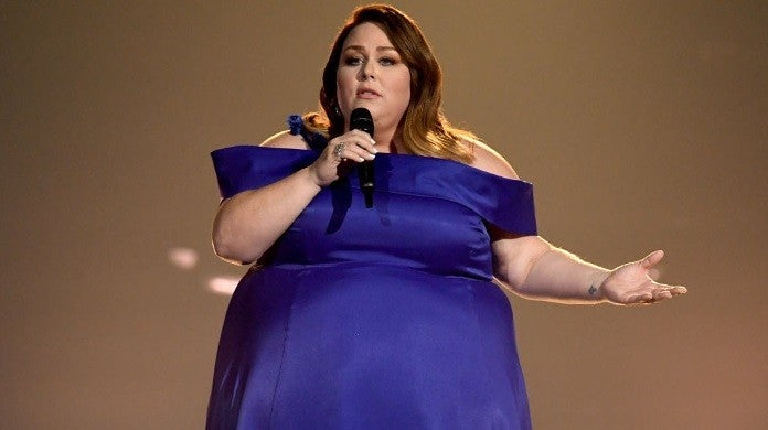 chrissy metz acm getty images