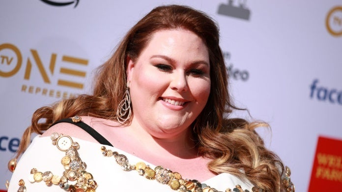 chrissy metz Rich Fury