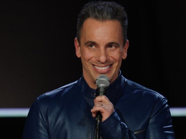 Comedian Sebastian Maniscalco Says Why Live Comedy Is Better