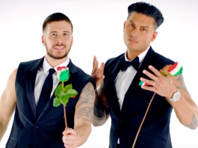 'Double Shot at Love': Pauly D and Vinny Guadagnino Reveal 'Nightmare' Part of New Dating Show