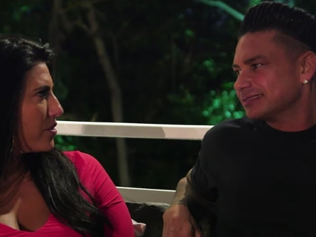 'Double Shot at Love': Pauly D Denies Cheating on Aubrey O'Day