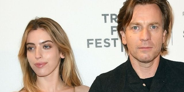 ewan mcgregor with daughter getty