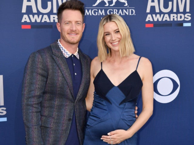ACM Awards: Florida Georgia Line's Tyler Hubbard and Wife Showcase Baby Bump on Red Carpet