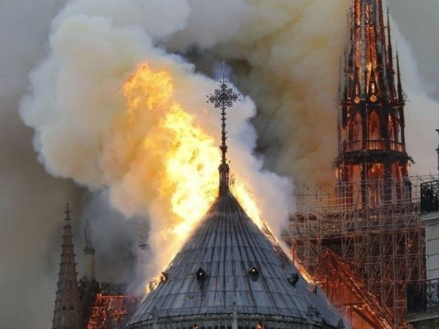 Notre Dame Cathedral Fire: 5+ Conspiracies People Are Spreading About the Blaze