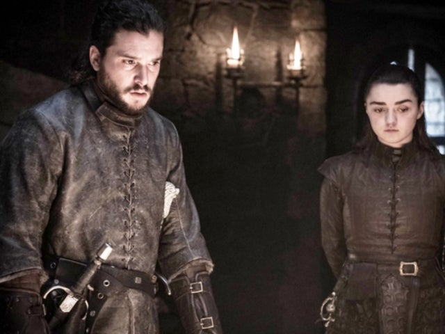 'Game of Thrones': How Will Jon Snow's Revelation to Arya and Sansa Affect the Series Finale