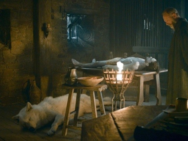 'Game of Thrones': Direwolves Could Spoil the Starks' Fates